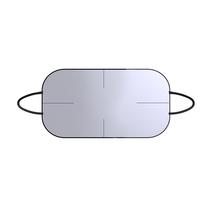 车太太前挡风玻璃布罩遮阳板基础款+静电四件套铝箔前档1个+网纱侧挡4个