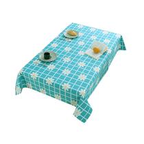 被窝窝北欧风纯棉老粗布多功能餐桌布茶几布桌布60x60cm