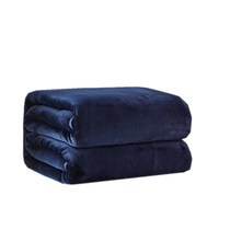 佰佐兰100x120CM法兰绒单人午休毯午睡毯毛毯毯子
