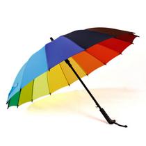 林格豪彩虹直柄晴雨伞LGH1511