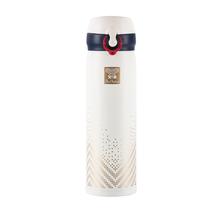 火象英伦保温杯HXB-BW015白色450ML