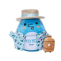 【携程优品】海豚YOYO毛绒公仔HOLIDAY旅行主题款-62606