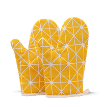 Greatpal加厚厨房烘焙手套隔热防滑防烫手套(两只装)GP-ST002