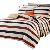 细工坊套件家纺三件套芦荟棉床上用品床单被套1.2m床通用裸婚时代