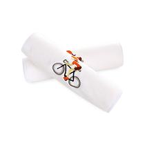 思缘加长刺绣瑜伽健身跑步运动搽汗毛巾SY0028