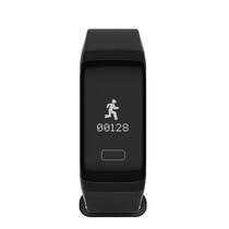 TOMONI触控屏血压心率监测蓝牙运动计步智能手环HY05F1