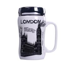 Winterpalace随手马克杯陶瓷杯咖啡杯办公室水杯杯子450MLW115