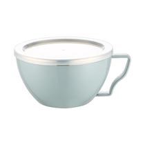 博尔乐北欧快餐杯防烫韩式泡面杯B3360