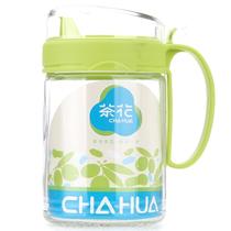 【双11活动直降】茶花玻璃醋酱油壶550ml6001