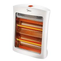 美的取暖器家用烤火炉迷你石英管电暖气NS8-15D