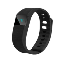 唯圣TW64智能手环智能运动手环支持苹果安卓系统计步蓝牙手环颜色随机发货