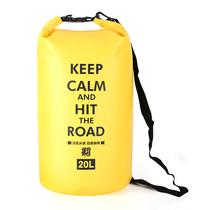 【携程优品】户外海边漂流防水包袋20L(颜色随机发货)-46033