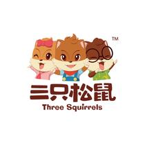 三只松鼠满299减200元优惠券