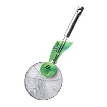 SND顺达不锈钢长柄B型漏勺(14CM)W0217