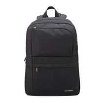 新秀丽电脑双肩包黑色663-09008