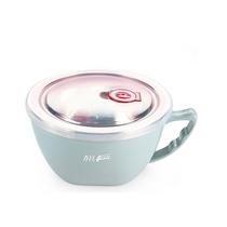 旗丰304不锈钢泡面碗泡面杯汤碗QF9262