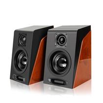 第一眼电脑音箱迷你台式小低音炮小音响2.0声道有源音箱家用950(颜色随机)