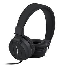 纽曼(Newmine)T12头戴式耳麦1.2米可折叠线控耳机