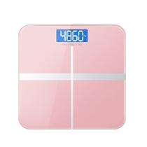 唯尚USB充电人体健康秤体重秤电子称液晶大屏体重称WS-SV