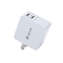 迪沃星速手机快充充头双USB口(颜色随机)