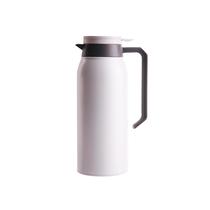 苏宁极物316不锈钢真空保温壶(礼品版)白色