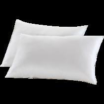 罗莱家纺枕头纤维情侣双人柔梦呵护对枕芯对枕