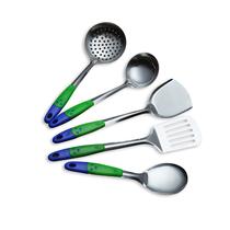 宝富利厨具套装5件套BFL-005-5颜色随机