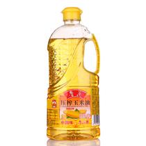鲁花压榨玉米油900ml