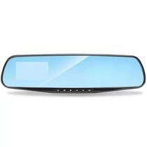 安途卫仕AUTOWITH3.8寸防眩光蓝镜后视镜行车记录仪AW202