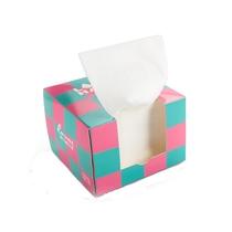 凝点加厚纯棉抽取式棉柔巾一次性洗脸巾40片×3盒