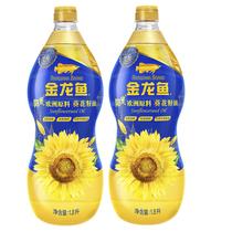 金龙鱼阳光葵花籽油1.8Lx2