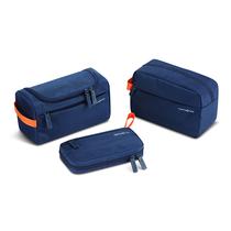 新秀丽Samsonite3合1盥洗包便携旅行大容量洗漱包品收纳袋盒67401012