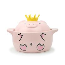 嘿猪猪日式耐高温砂锅(双耳)1000ml
