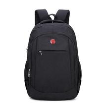 卡帝金威韩版纯色简约户外双肩包旅行背包6020