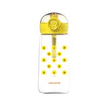九阳小巧便携水杯儿童塑料杯B35P-WR160XL黄色、棕色、粉色颜色随机