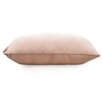 禧尔亲肤软枕芯高枕驼色单只45x73cm