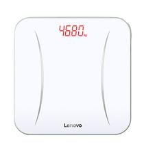 联想Lenovo电子秤精准体重秤高精度家用人体秤迷你版HS21(充电款)颜色随机