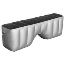 WRC车载间隙垫后排座充气儿童汽车用折叠分体睡觉旅行气床垫黑色(SUV通用款)