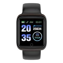 恩谷全屏触控睡眠运动监测来电提醒智能手环EG-T8(颜色随机)