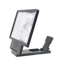 乐爽高清3D手机屏幕放大器手机视频放大镜器手机支架