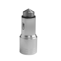 金字號安全锤型多功能车载充电器OR-041