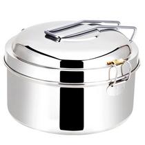 QZQ庆展不锈钢饭盒便当盒汤碗饭碗PQ14-1WL