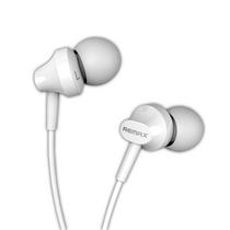 REMAXiphone耳机手机线控带麦重低音耳机苹果安卓通用RM-501白色