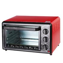【颜值好物】高乐士(GOLUXURY)大容量电烤箱家用烘焙多功能智能19L烤箱G19A