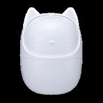 【双旦活动】安雅猫咪桌面收纳桶D833