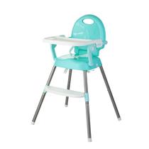 哈尼小熊(HANNIKD)可折叠便携式儿童多功能宝宝餐椅座椅TB-518