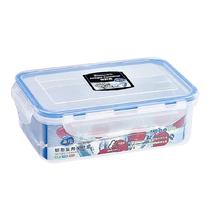 【茶花】矩形实用保鲜盒3003