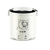 竹林猫迷你电饭煲1.2L多功能煮饭锅XB-RC06