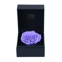 THEONE唯忆进口永生巨型玫瑰花紫魅