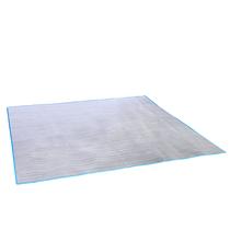 汉乐美途铝箔防潮垫户外防水免洗多人防潮垫两面铝箔防潮野炊地垫睡垫爬垫HL-0503